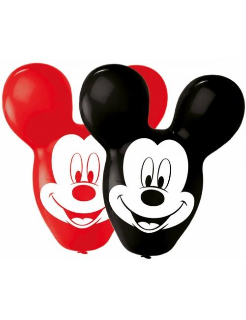 Set 4 baloane maxi, Mickey Mouse, 56 cm