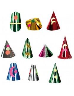Set 10 Coifuri de petrecere, diverse forme si culori