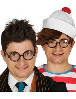 Ochelari Harry Potter, rotunzi, rama neagra