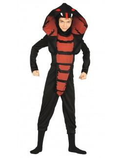 Costum copii, Cobra Ninja, 3-6 an