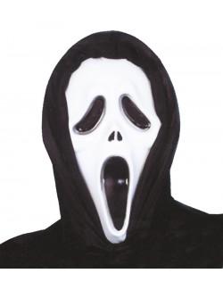 Masca cu gluga Halloween Scary