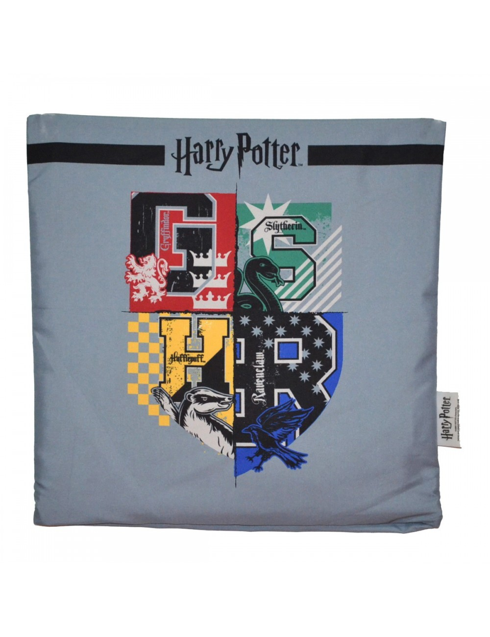 Fata de perna Harry Potter, gri, 40 x 40 cm