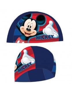 Casca inot pentru copii, Mickey Mouse, bleumarin