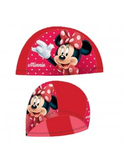 Casca inot fete, Minnie Mouse, rosie