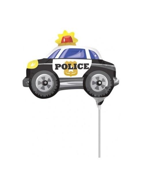 Balon folie Masina de Politie, 24 x 33 cm