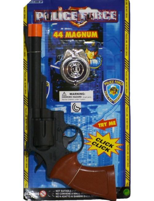Set pistol si insigna politist