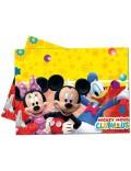 Fata de masa Mickey Mouse Club, PVC, 120 x 180 cm