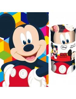 Paturica polar copii, Mickey Mouse, 100 x 150 cm