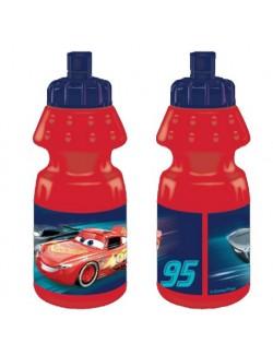 Bidonas apa, Disney Cars, 400 ml, plastic