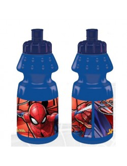 Bidonas apa, Spiderman, 400 ml, plastic