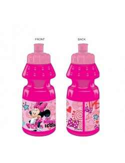 Bidonas apa, Minnie Mouse, 400 ml, plastic