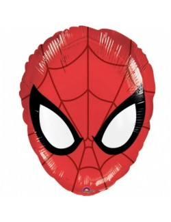Balon folie Spiderman, 32 x 27 cm