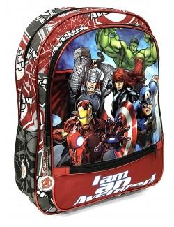 Ghiozdan Avengers 41 x 33 cm