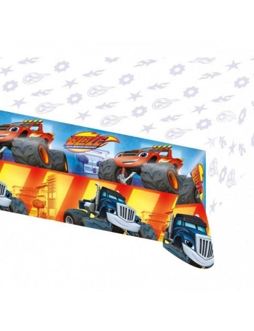 Fata de masa PVC, Blaze si masinile uriase, 120 x 180 cm