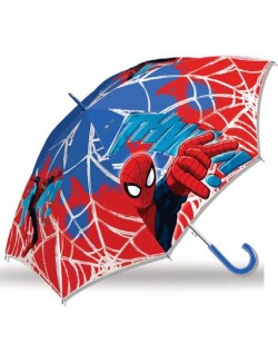 Umbrela manuala Spiderman, 42 cm