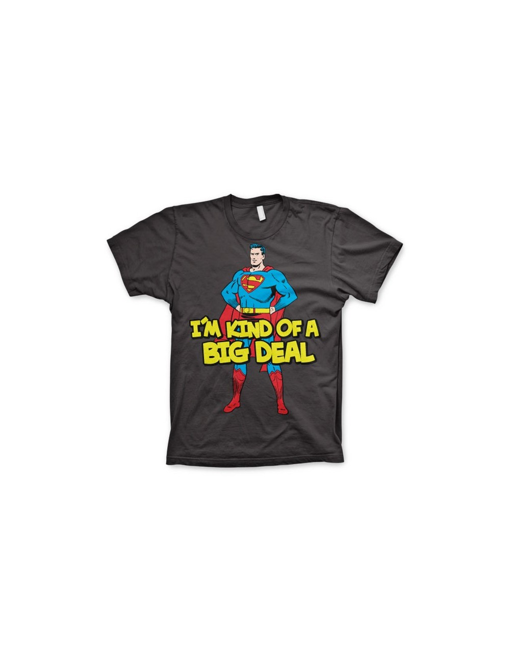 Tricou pentru barbati Superman Big Deal