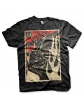 Tricou barbati Star Wars Darth Vader Flames