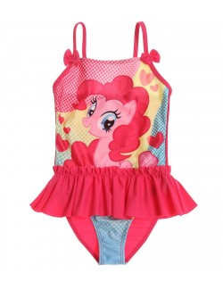 Costum baie My Little Pony Pinkie Pie, 2-8 ani