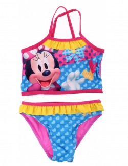 Costum baie Minnie Mouse, copii 2 -6 ani