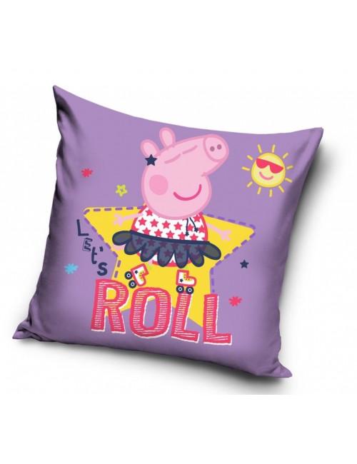 Fata de perna, Peppa Pig Roll, 40 x 40 cm