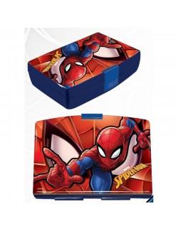 Cutie pranz Marvel Spiderman, 16x11x5 cm