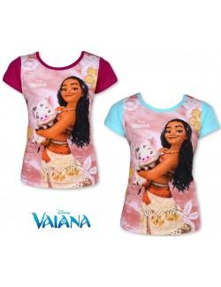 Tricou Vaiana, fete 3-8 ani