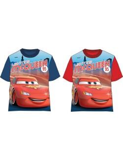 Tricou baieti, Disney Cars Fulger McQueen , 2-8 ani