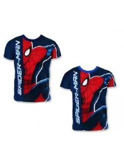Tricou Spiderman, pentru copii 2 - 8 ani