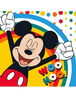 Prosop Magic Mickey Mouse, 30 x 30 cm