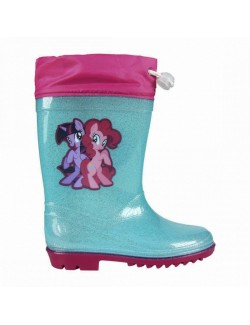 Cizme ploaie My little Pony gliter, 24-31