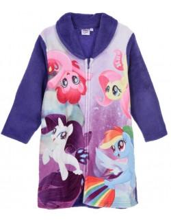 Halat casa My little pony, copii 3-8 ani, mov