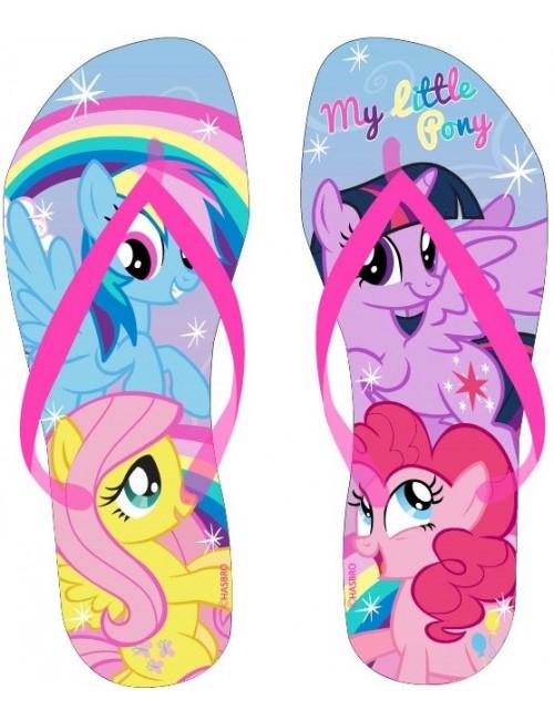 Papuci plaja flip-flop, My little Pony, 25-30