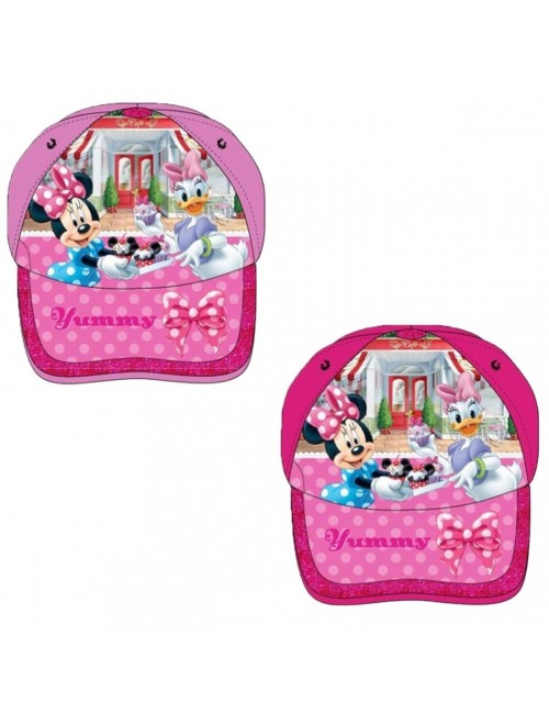 Sapca fete, Minnie Mouse si Daisy, 52-54