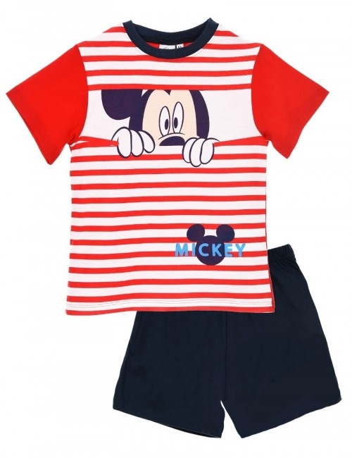 Pijama copii, Mickey Mouse, 3-8 ani