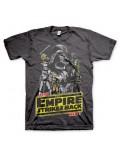 Tricou barbati Star Wars: The Empire Strikes Back