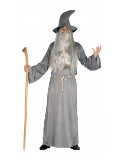 Costum Magician Gandalf adult, 52-54