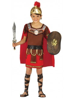 Costum Centurion/ Ofiter roman, copii 3 - 12 ani