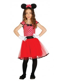 Costum Soricica Little mouse, copii 3-6 ani
