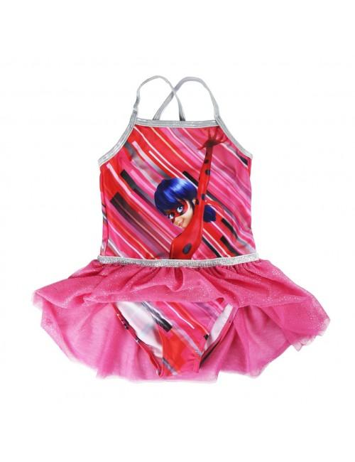 Rochie balerina Buburuza Miraculoasa, 2-7 ani