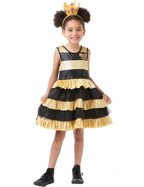 Costum Queen Bee LOL Surprise, copii 5-8 ani
