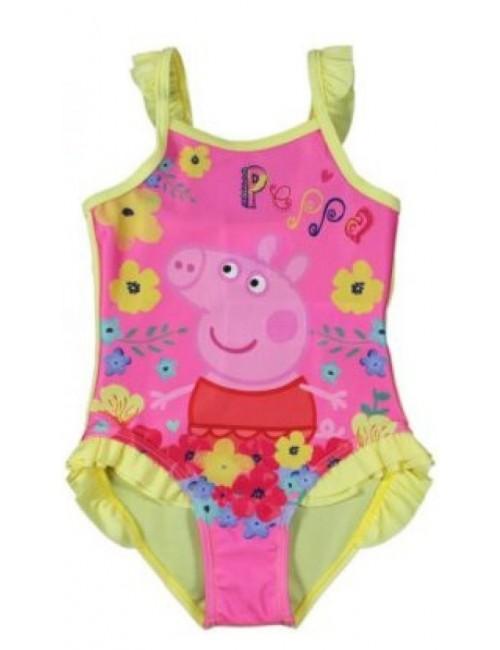Costum baie fete, Peppa Pig, 92-122 cm
