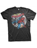Tricou barbati Spiderman Vintage