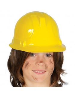 Casca muncitor constructor, pentru copii