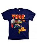 "Tricou barbati Thor ""For Asgard!"""