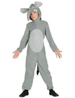 Costum Elefant, pentru copii 3-4 ani