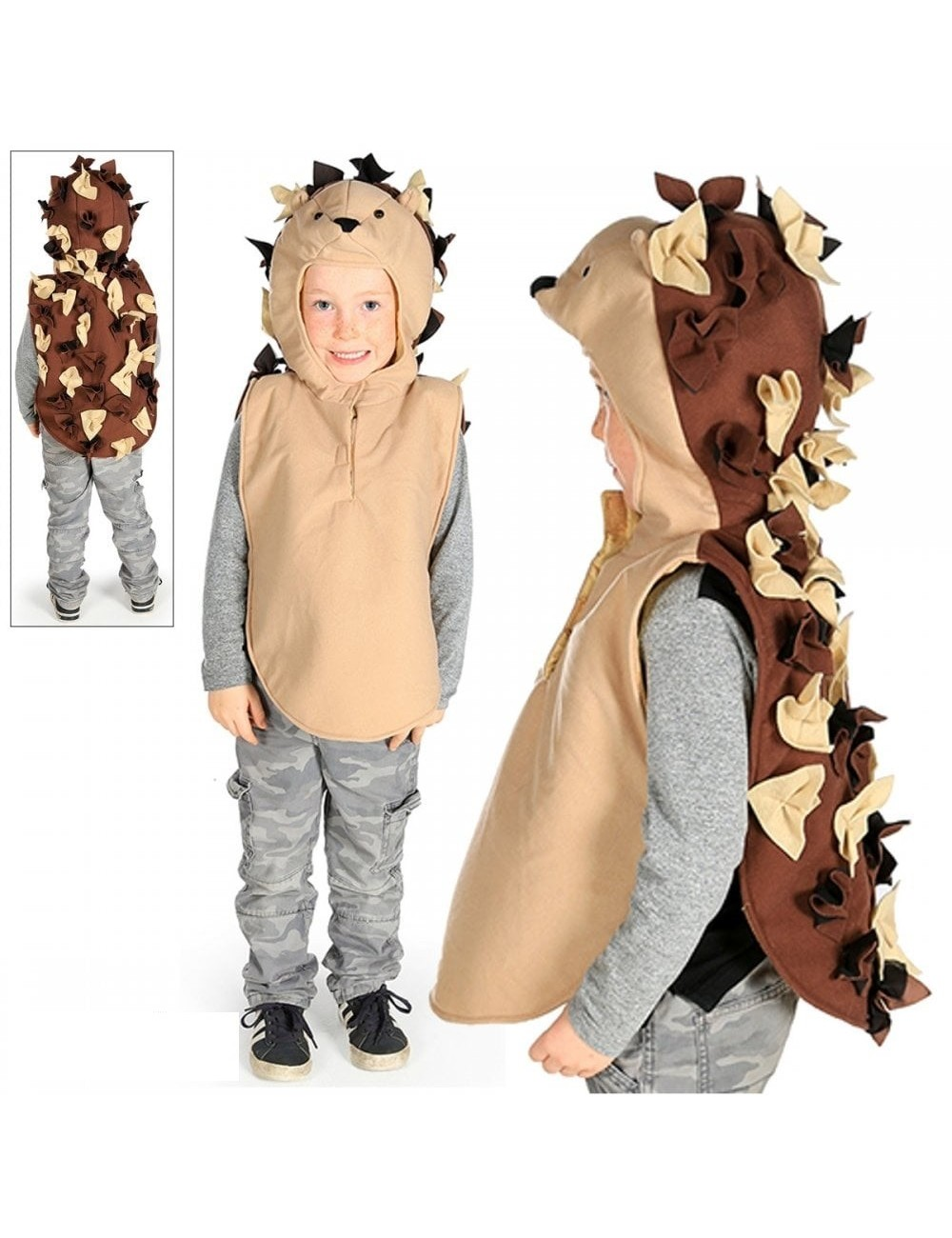 Costum Arici pentru copii 3-7 ani