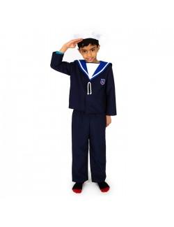 Costum Marinar, copii 3 - 7 ani