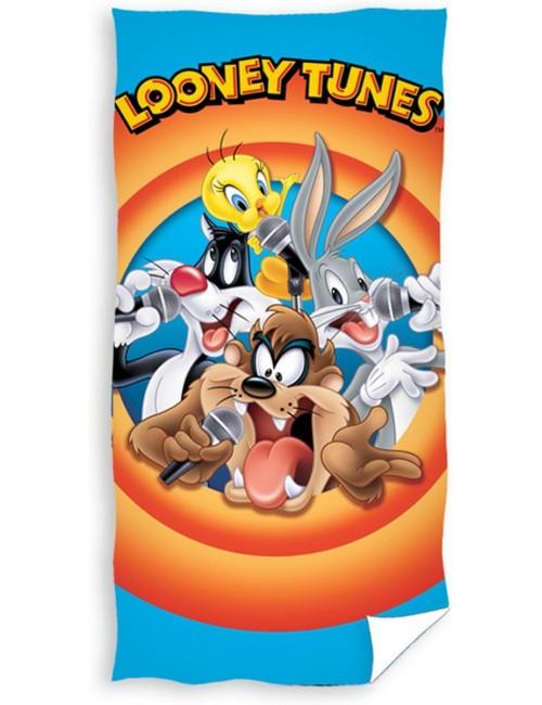 Prosop plaja Looney Tunes, 70 x 140 cm