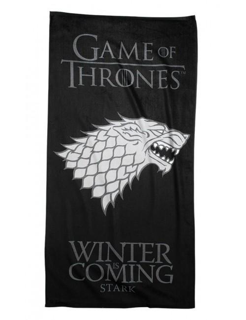 Prosop Game of Thrones Stark Winter is coming, 70 x 140 cm
