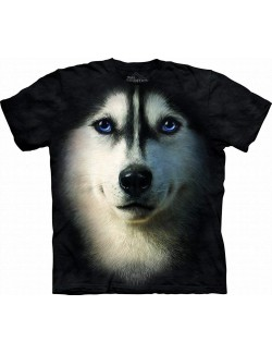 Tricou The Mountain Siberian Husky, copii 4-18 ani